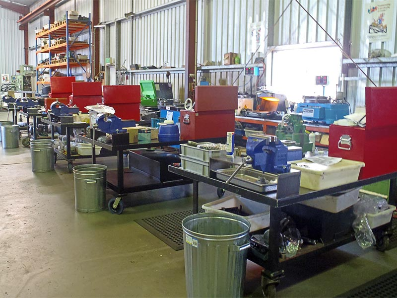 Hydrostatic Services Toowoomba hydrostatic transmission workshop