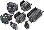 Hydrostatic Services supply load sensing, electrically controlled, and load independent proportional valves