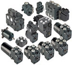 Hydrostatic Services supply steering components including standard and electro-hydraulic steering units